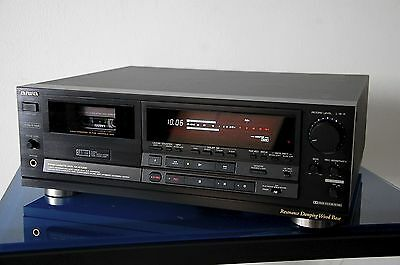 AIWA XK-S7000 HIGH-END CASSETTE TAPE DECK RECORDER / Kassetten-Deck