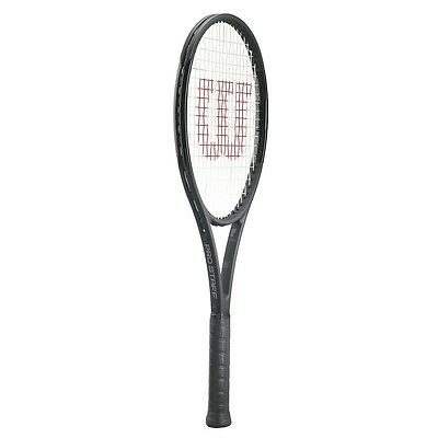 2017 WILSON Pro Staff 97LS Tennis Racket STRUNG grip 3