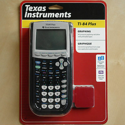 Texas Instruments TI-84Plus TI-84 Graphing Calculator