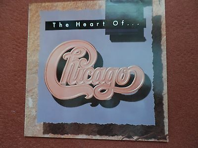 vinyl lp record the heart of chicago 926. 107 1