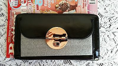 MIMCO TURNLOCK TRAVEL WALLET -Express Post