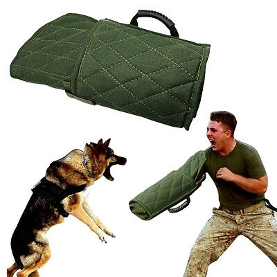 Training Sleeve For Dog Bite Protection Canvas Fit For Both Left Right Arm Jaw