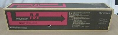 Kyocera TK-8307M Magenta Toner Cartridge NEW / For CS-3550ci/3050ci printer