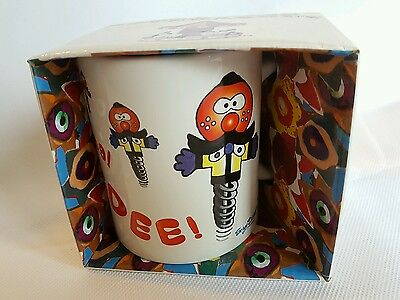 magic roundabout mug in box Serge Danot the magic roundabout collectable boxed