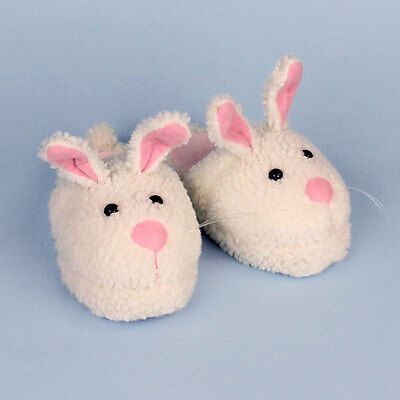 Kids Classic Bunny Slippers - fits most kids ages 3 to 5 / toddler sizes 10-12
