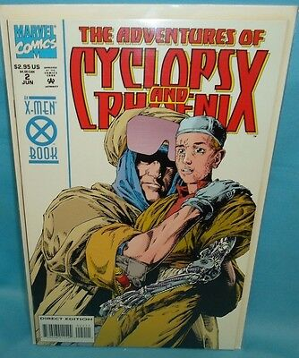 Adventures of Cyclops & Phoenix #2 of 4 Comic by Marvel Comics Limited Series