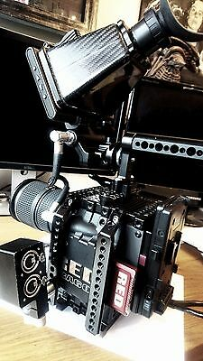 RED Dragon Camera Hire with SONY F3, SONY FS100 Plus Lighting Gear