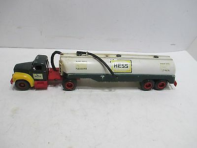 1964 Hess Truck Tanker #1 Made By Marx Good Condition