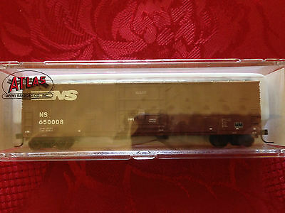 Atlas N Scale 33792 50' FGE Box Car Norfolk Southern  #65008 NIB