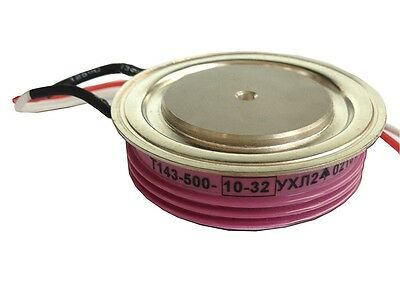 T143-500-9 750A 900V Surge current 11kA Phase Control Power Thyristor