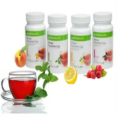 Herbalife 4 Pack Herbal Tea Concentrate 100G Free Shipping