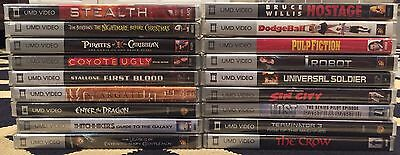 PSP Movies Lot Of 18