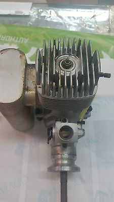 OS MAX BGX-1, 35cc nitro model airplane engine