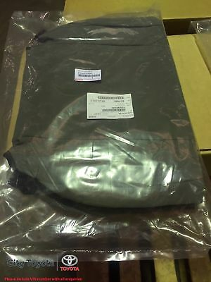 New Toyota Genuine Front Canvas Seat Cover Hilux SR5 8/2016-on P/N PZQ2289340