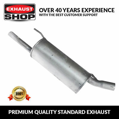Standard Replacement - Holden Sb Barina Rear Muffler