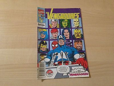 Marvel - Los Vengadores nº 117 - Forum - comic  - Comics