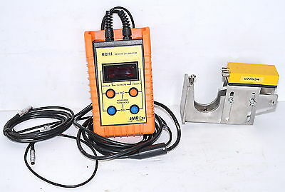"JME RCH1 Remote Calibrator with Magnetic Detector Module for 6"" Crawler"