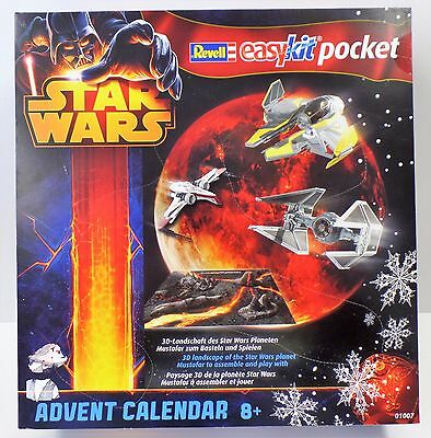 Revell easykit pocket Star Wars 01007 Adventskalender - NEU NEW