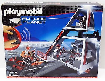 Playmobil 5153 Future Planet Darksters Tower Station - NEU NEW OVP