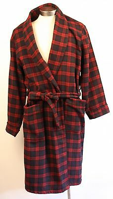 X Large Mens, Wool / Polyester, Dressingown. Made In Nz. Kingsrobe.