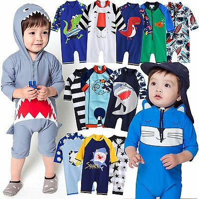 "Vaenait Baby Infant Boys UPF+50 Swimwear Bathing Suit ""18style Baby Boys"" 0-24M"