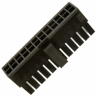 Housing Connector Micro Fit Male 12X2 Way - Molex 43025-2400 -Price For 1 Pcs