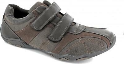 Mens Route21 M9554 DAVID Twin Gusset Casual Smart Leisure Shoes