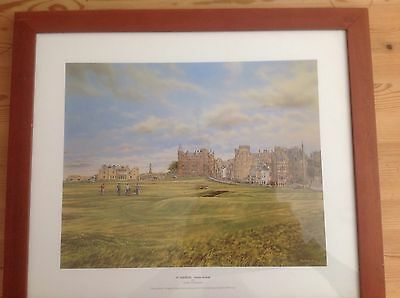 St Andrews home of golf picture in frame by Mark Chadwick