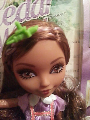 Ever After High Rebel Cedar Wood  Doll - Bnib