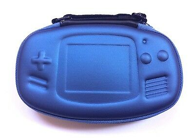 Nintendo Gameboy Advance Protective Dual Zipped Soft Case Good Quality