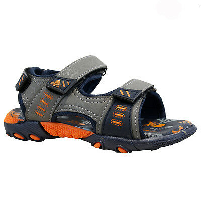 Boys Kids Infants Summer Walking Beach Holiday Childrens Shoes Sandals Size 4-11