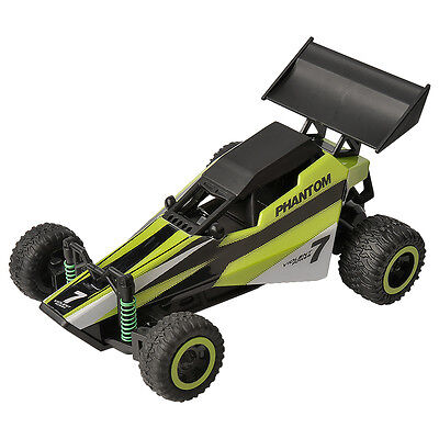 Mini Buggy Rc 1:32 2.4Ghz 20km/h (Verde)