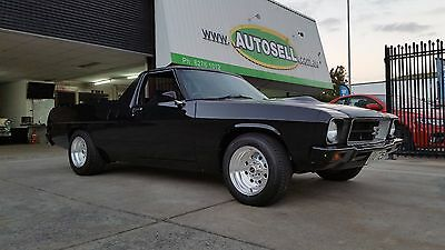 QUALITY FULL RESTORATION! Holden HQ Coupe (price special) Ute
