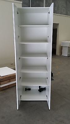 600mm pantry cabinets kitchen pantry assembled flat pack cabinets 2 pak doors