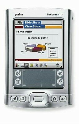Palm Tungsten E2 Handheld Palm One Pda With WI Fi Pack