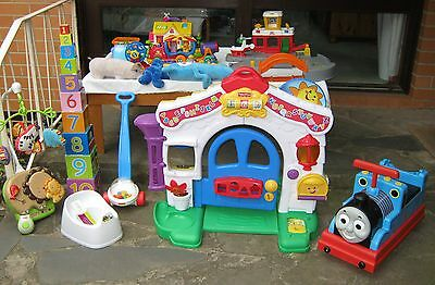 Lots of Toys for Baby, Crawler to Walker