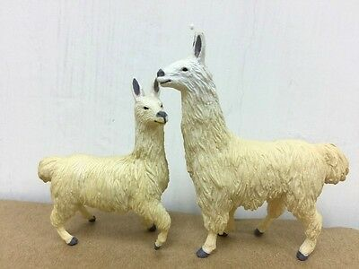 Noah's Pals Animal figure 1/24 Llama in pair - Lucas and Lisa