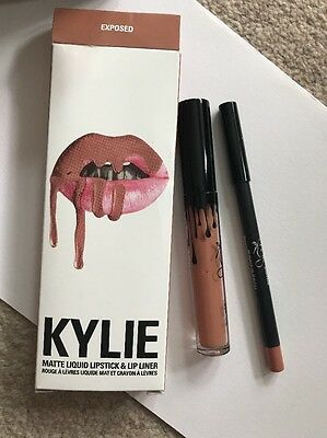 Kylie Cosmetics Liquid Lipstick & Lip Liner - LORD (NEW & GENUINE!)