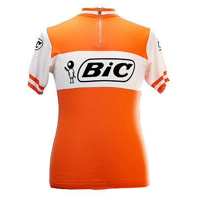 Magliamo's BIC Team 1973 Short Sleeve Jersey