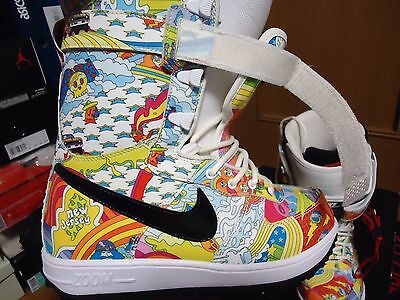Nike Zoom Force 1 DKYS Danny Kass  Kaiju SB Air Men's Snowboard Boots Double To