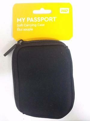 Western Digital My Passport Portable Drives Carrying Case - Black