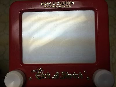 Bang And Olufson Travel Etch-A-Sketch