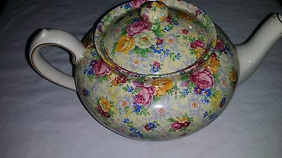 Lord Nelson ROSE TIME Tea Pot VERY RARE
