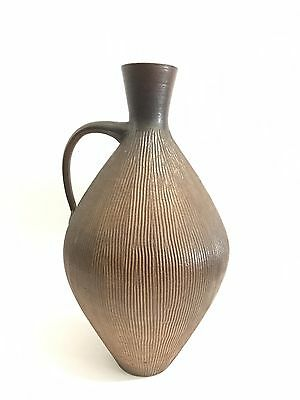Studio Keramik Krug/Pitcher 50s 60s Art Pottery France? Denmark? 50er 60er