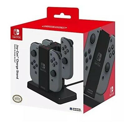 Nintendo Switch Joy-Con Charge Stand Hori Officially By Nintendo FREE EXPRESS PO