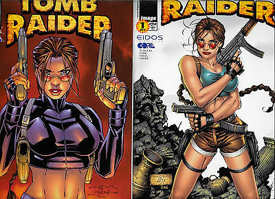 Run Of 22 Tomb Raider #0 #1/2 #1-#17 VF/NM FZ