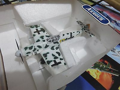 NEW Franklin Mint Armour B11C995  Messerschmitt Bf109 Luftwaffe VI/JG5 Gustav