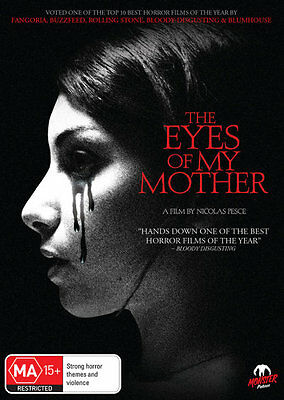 The Eyes of My Mother  - DVD - NEW Region 4