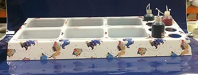 Ice Cream Van Display Stand Toppings Juice Teddy Bear Perspex® Any Color