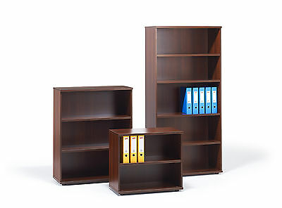 Walnut Office Bookcase